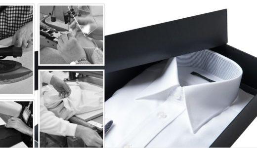 オーダーメイドのワイシャツのメリットと選ぶ際のポイントについて