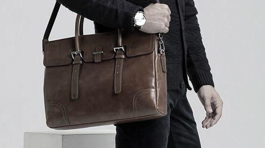 30代男性が使うビジネスバッグの形状の種類と特徴について