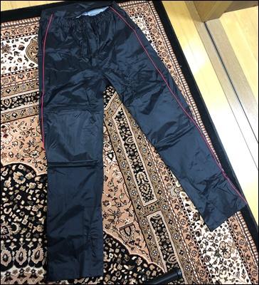 イージスシリーズのズボン