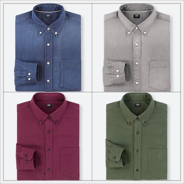 私服の制服化(シャツ