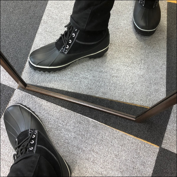 ワークマンの防寒ブーツレビュー (8)