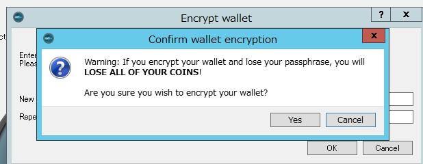 HYPウォレットのパスワード