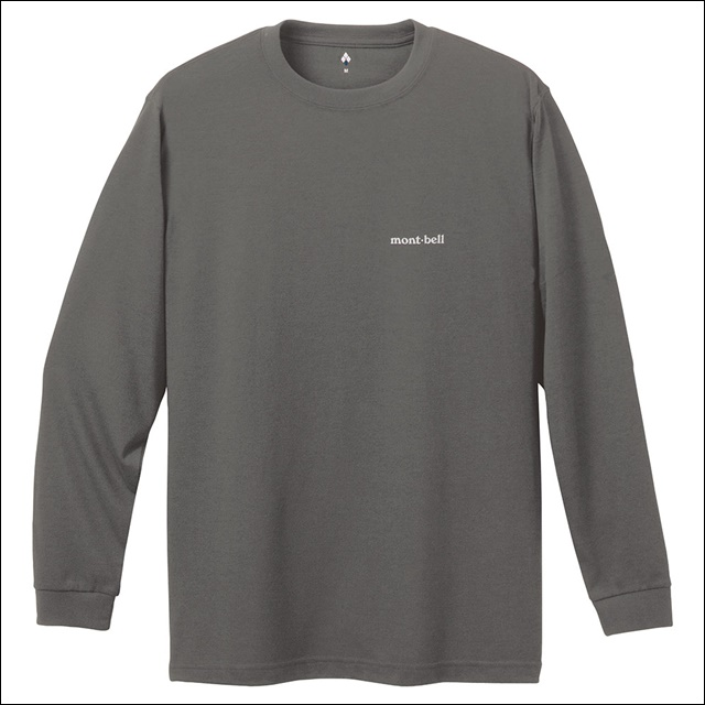 モンベルのWICロンTシャツを買ったよ (14)