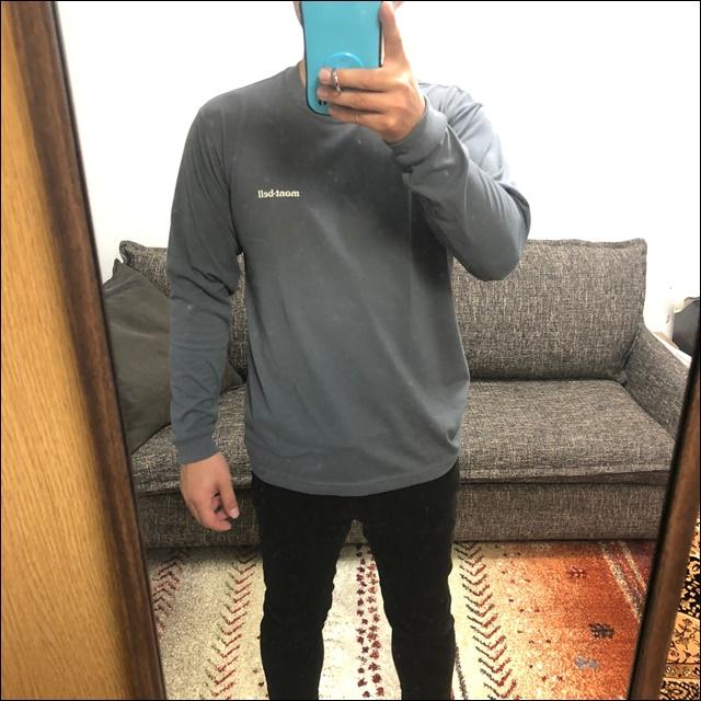 モンベルのWICロンTシャツを買ったよ(5)