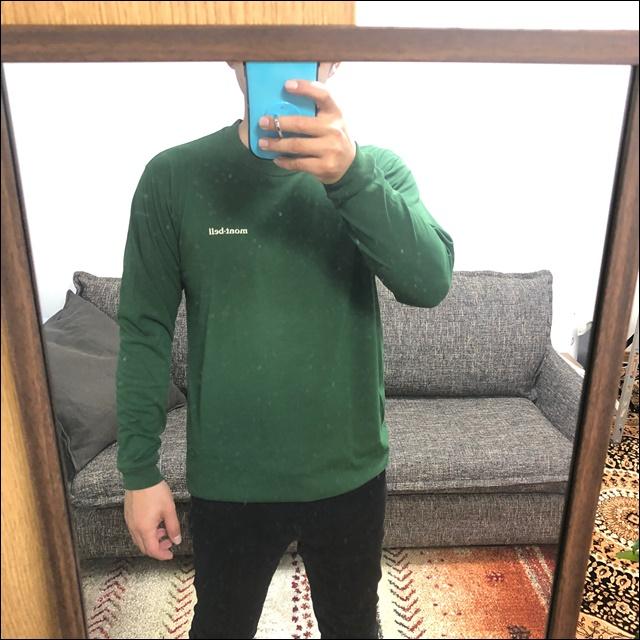 モンベルのWICロンTシャツを買ったよ(9)