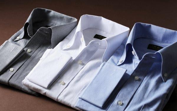 ビジネスシーンでのワイシャツの選び