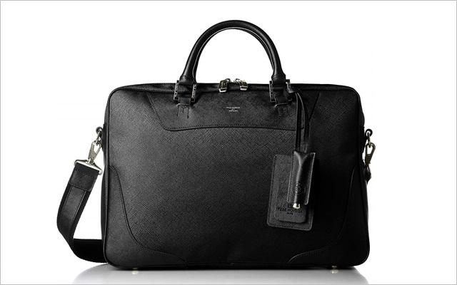 ペッレモルビダのビジネスバッグ