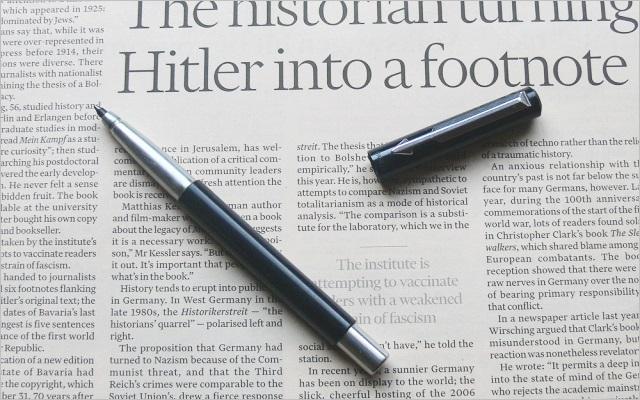 高級なボールペンのイメージ4