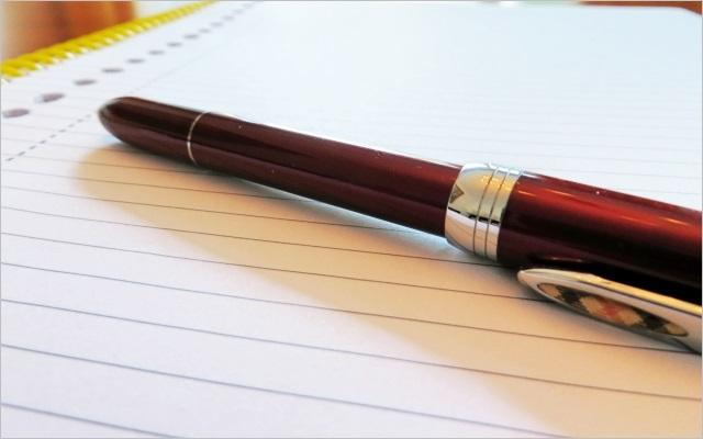 高級なボールペンのイメー3