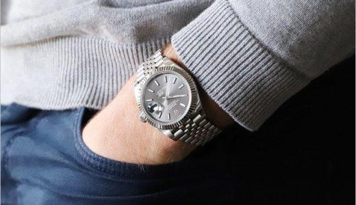 腕時計は結局、機械式・クオーツどっちを選べばいいの?特徴を比較しました