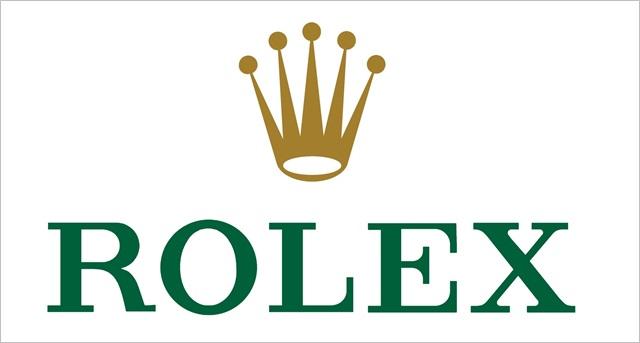 ロレックスのロゴ
