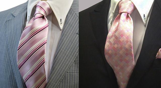 様々な場面で活躍する白×ピンクの組み合わせ