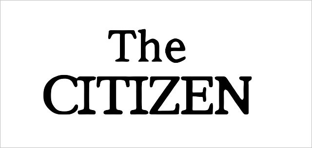 THE CITIZEN(ザ・シチズン)のロゴ