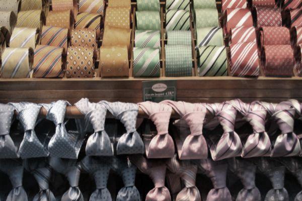 ネクタイの種類について