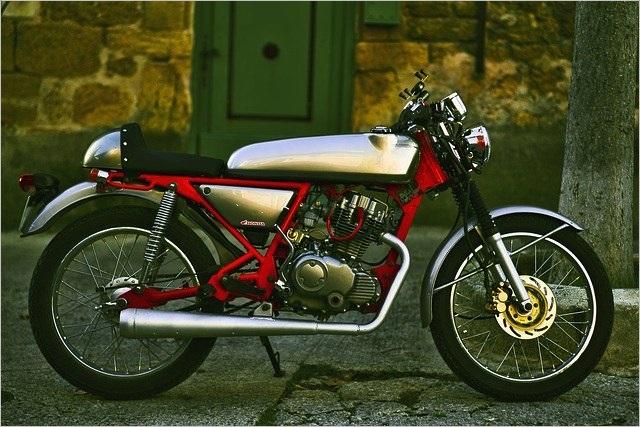 ハンターカブ110みたいなおしゃれバイク