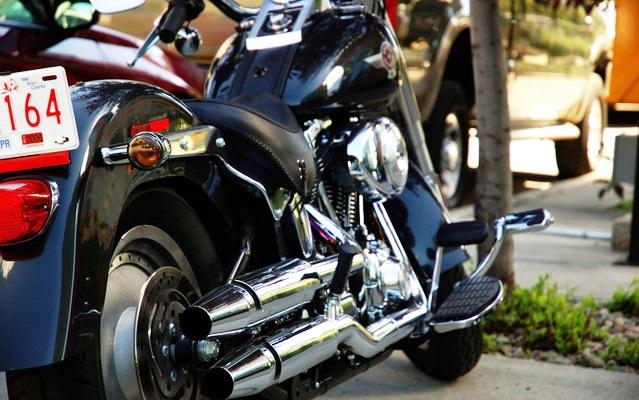 アメリカンバイクの外装(カウル・タンクなど)